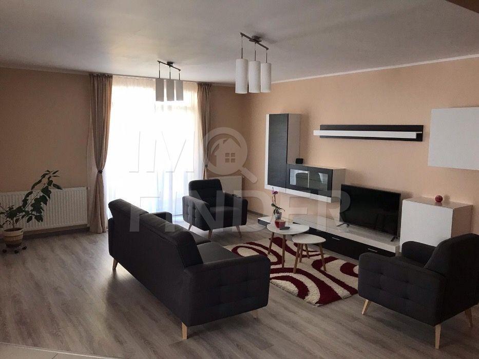 Inchiriere apartament 3 camere Buna Ziua, 90 mp, garaj