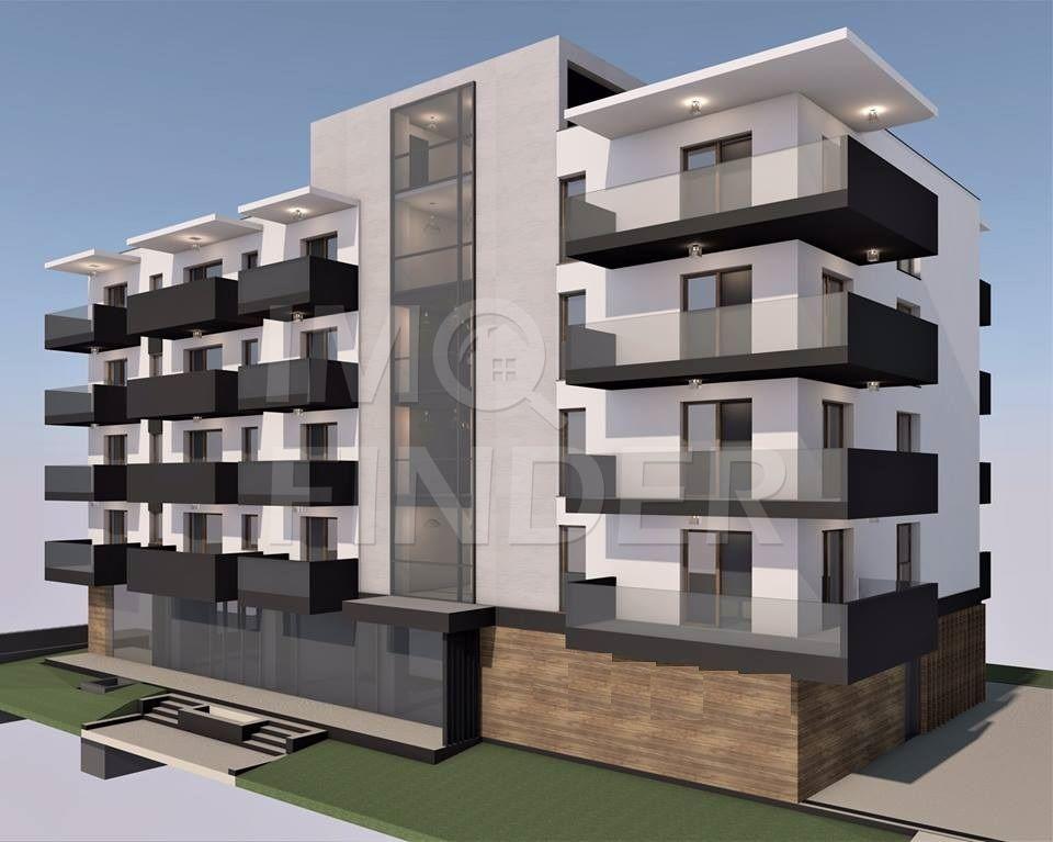 Vanzare 4 camere Marasti, zona Iulius, imobil nou