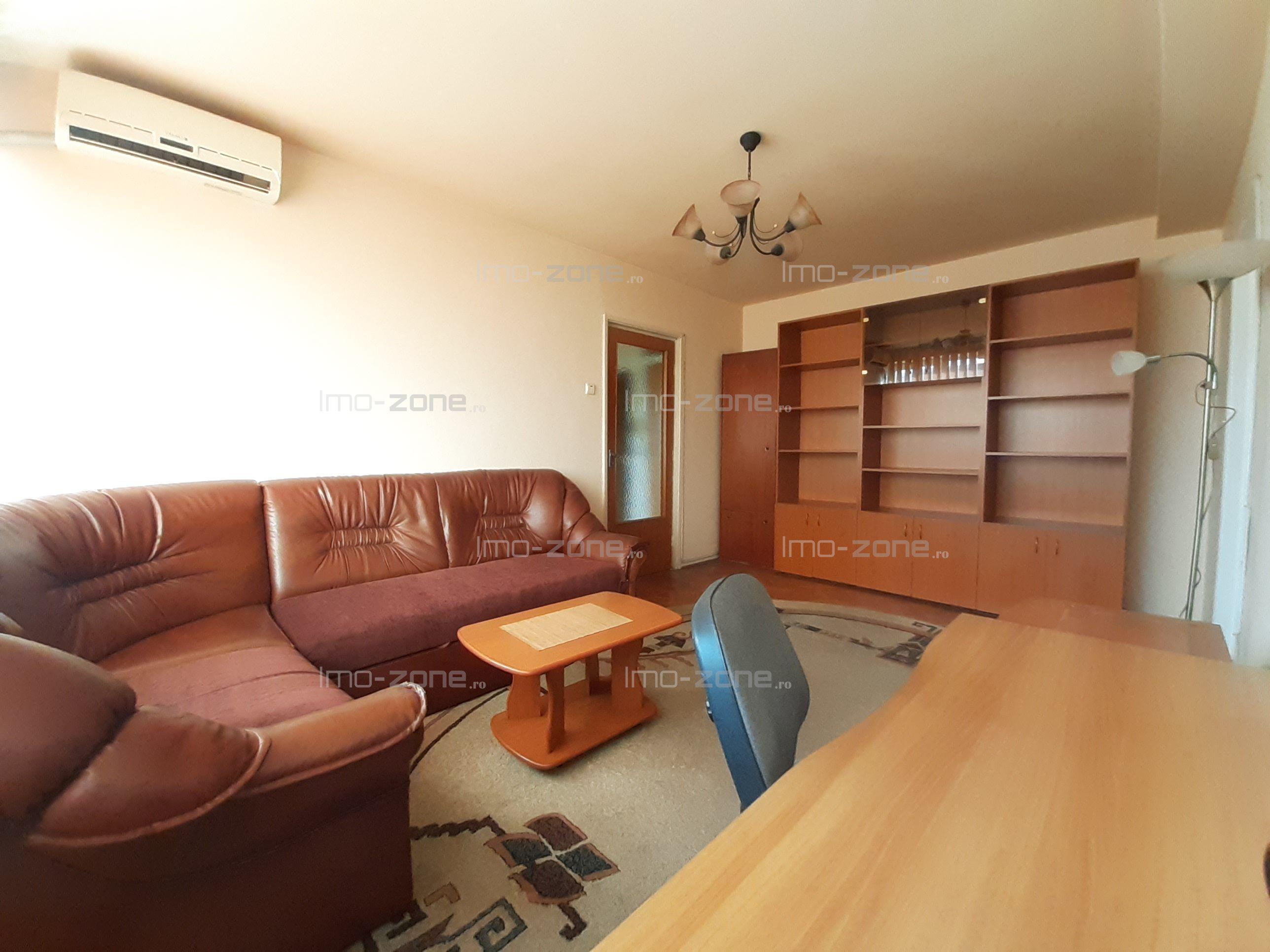 Inchiriere apartament 3 camere Metrou Piata Iancului, mobilat, utilat, 375 Euro