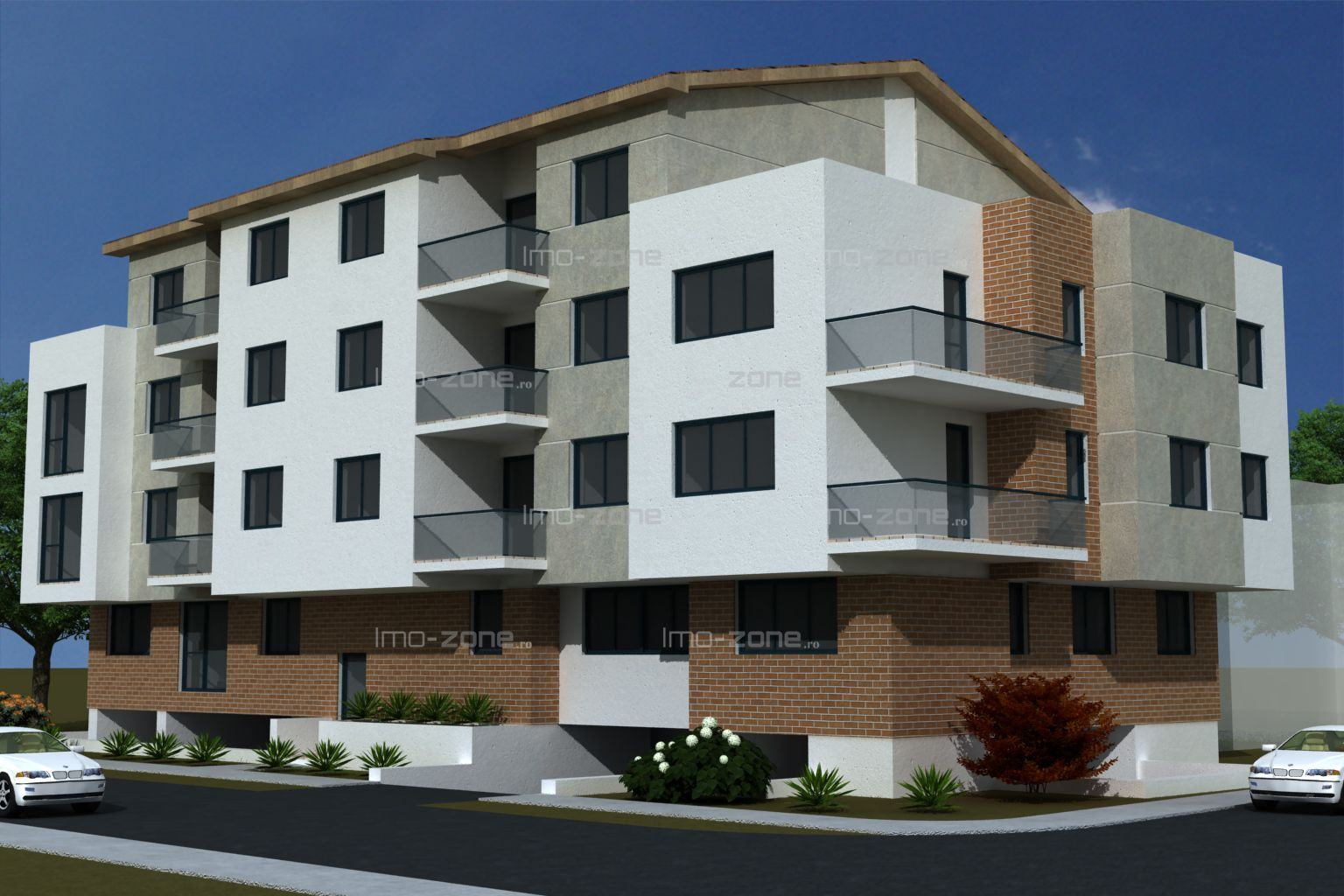 COMISION 0% - Apartament cu 2 CAMERE modern, spatios, FINISAT complet.