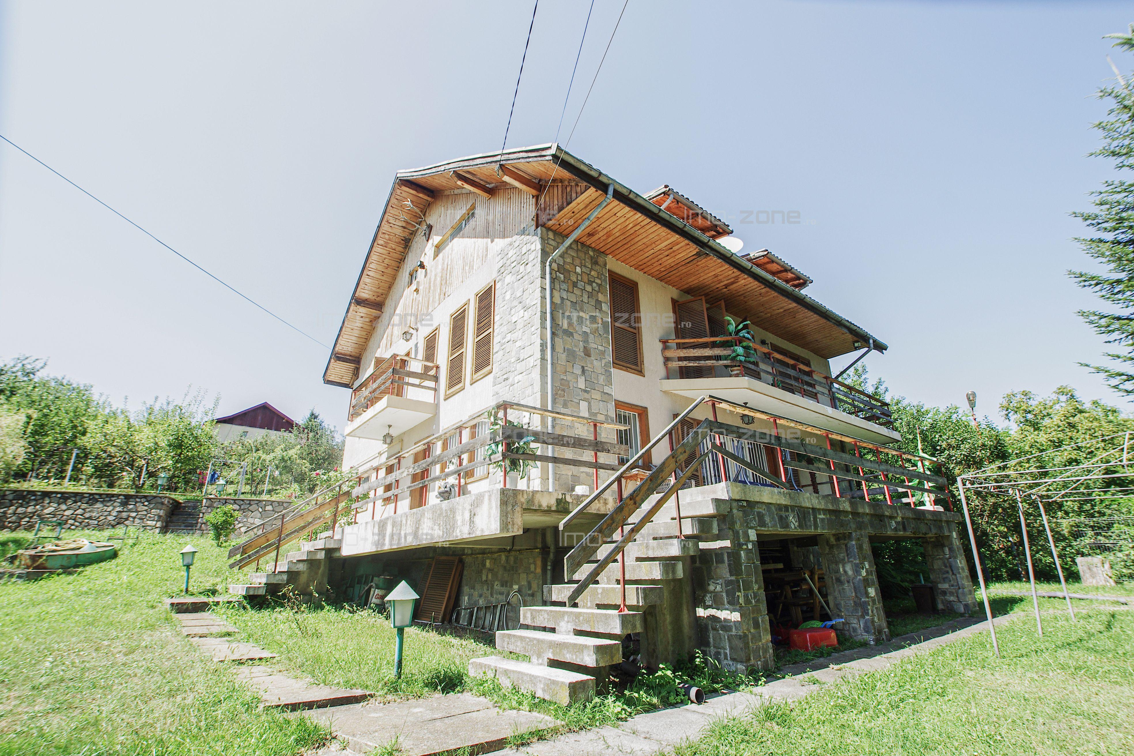Vila deosebita Breaza, vedere panoramica - Valea Prahovei, COMISION 0%.