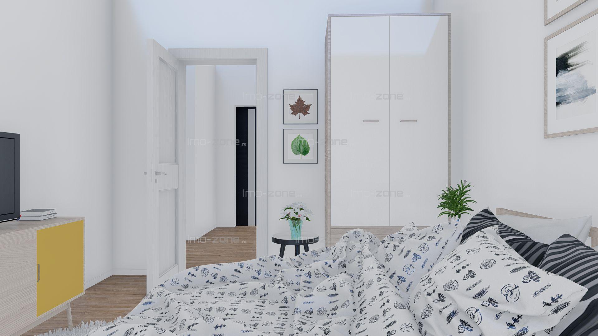 Apartament Studio - 45 mp utili, Militari - Metrou Pacii, bloc nou, comision 0%