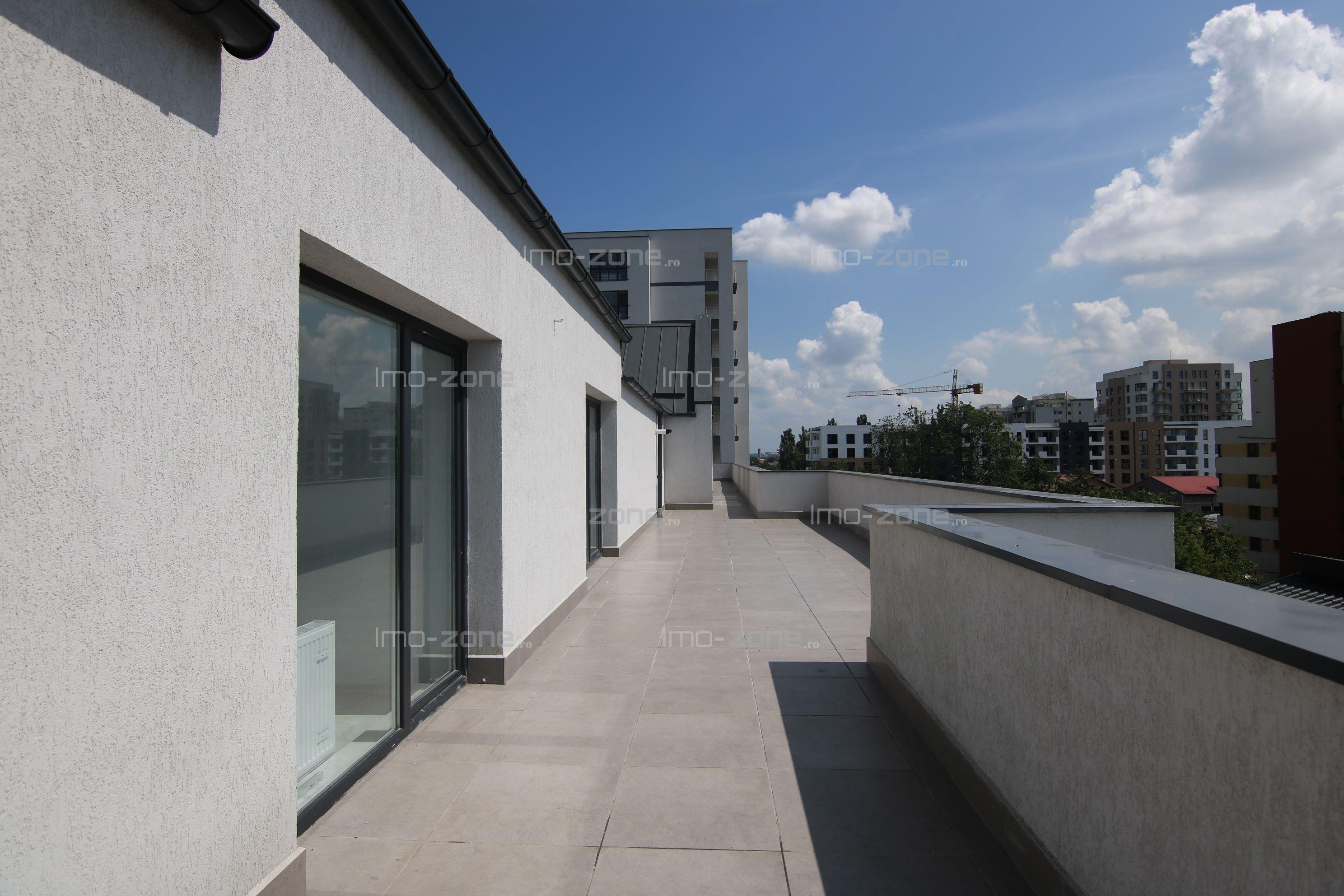 Apartament 2 camere cu terasa, decomandat, bucatarie inchisa, Militari-Uverturii