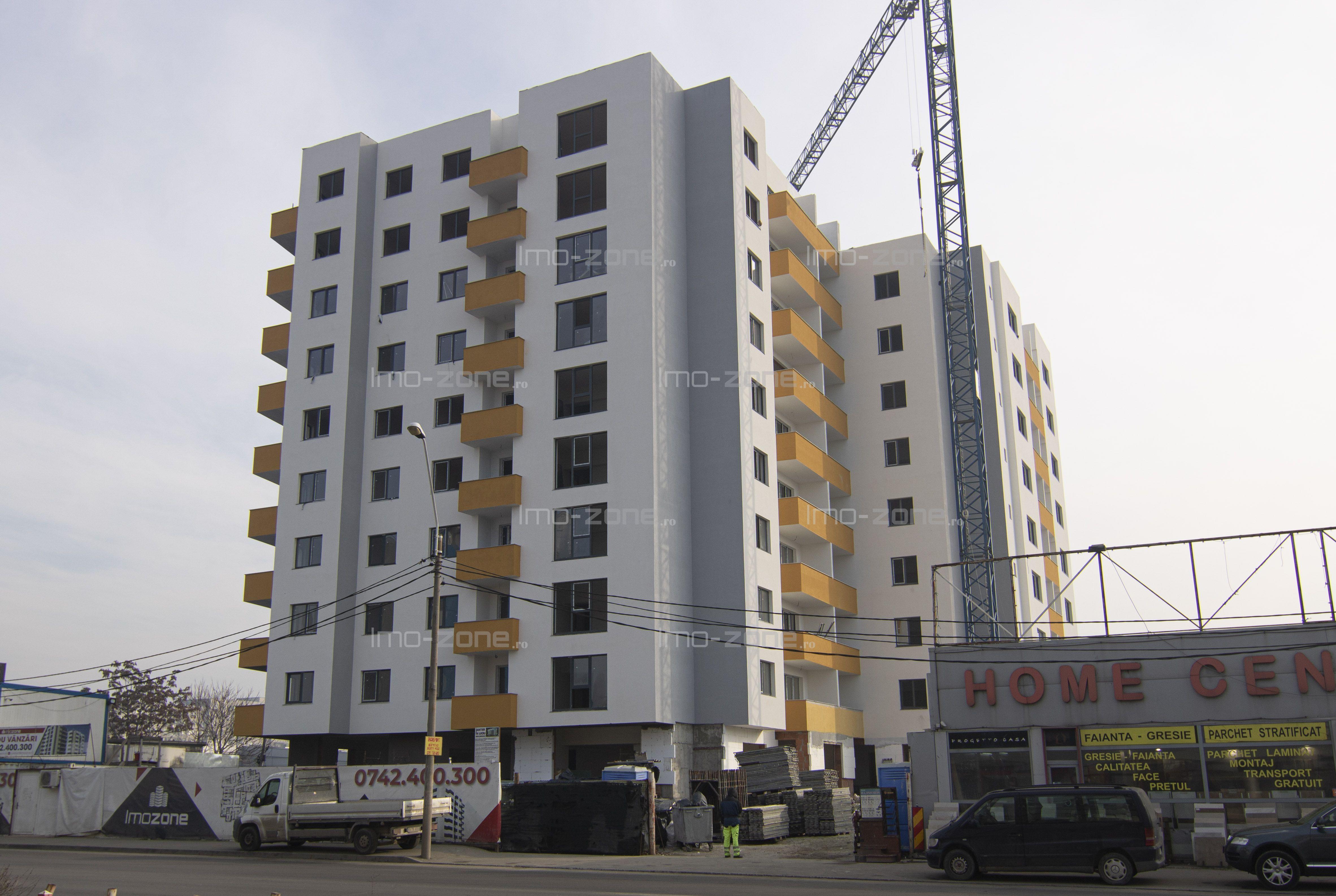 68 mp, localizat langa metrou, MILITARI - PACII, etajul 5, COMISION 0%
