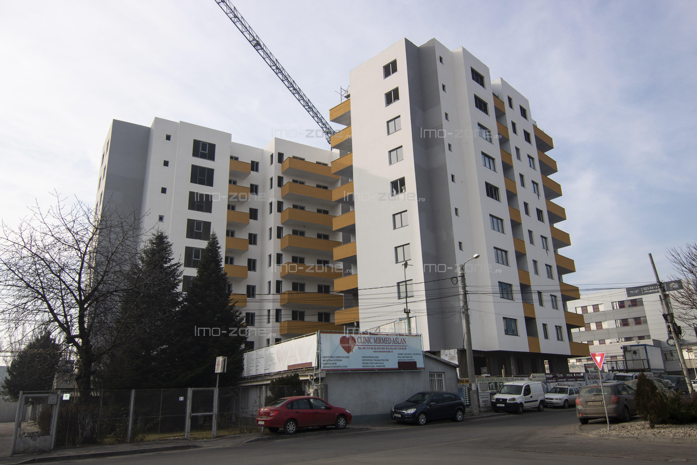 62 mp, 2 camere, localizat langa metrou, MILITARI - PACII, etajul 8