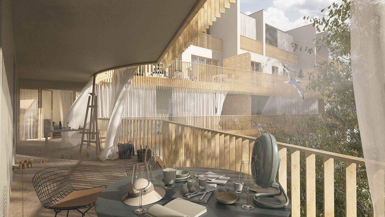 Boemia Apartments