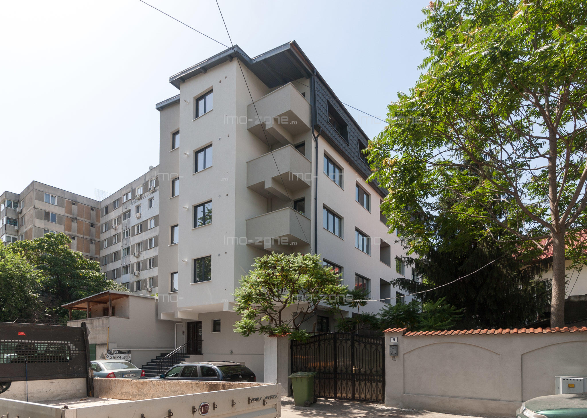 InTown Residence - Azurului 7