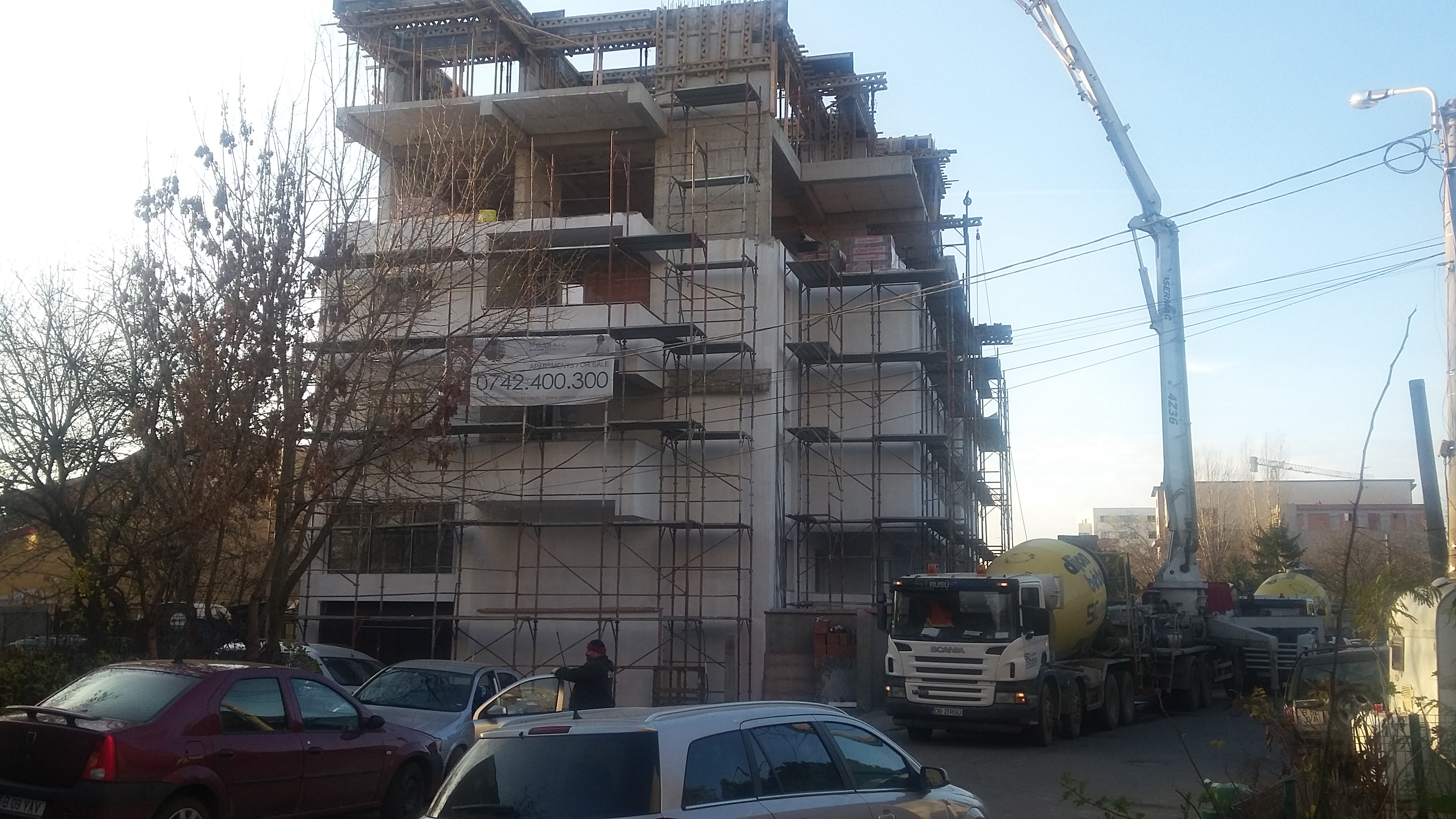 Mossaic Residence - Dobreni 13